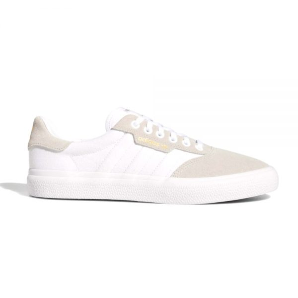 Adidas 3MC FTWR WHITE / CRYSTAL WHITE / GOLD MET