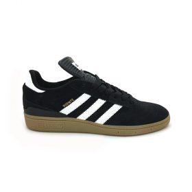 Adidas Busenitz Black White Gum