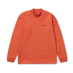 Carhartt-l-s-mockneck-script-embro-t-s-brick-orange-black-773
