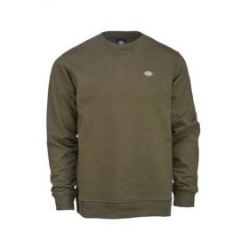 Dickies-Seabrook-Crew-Dark-Olive
