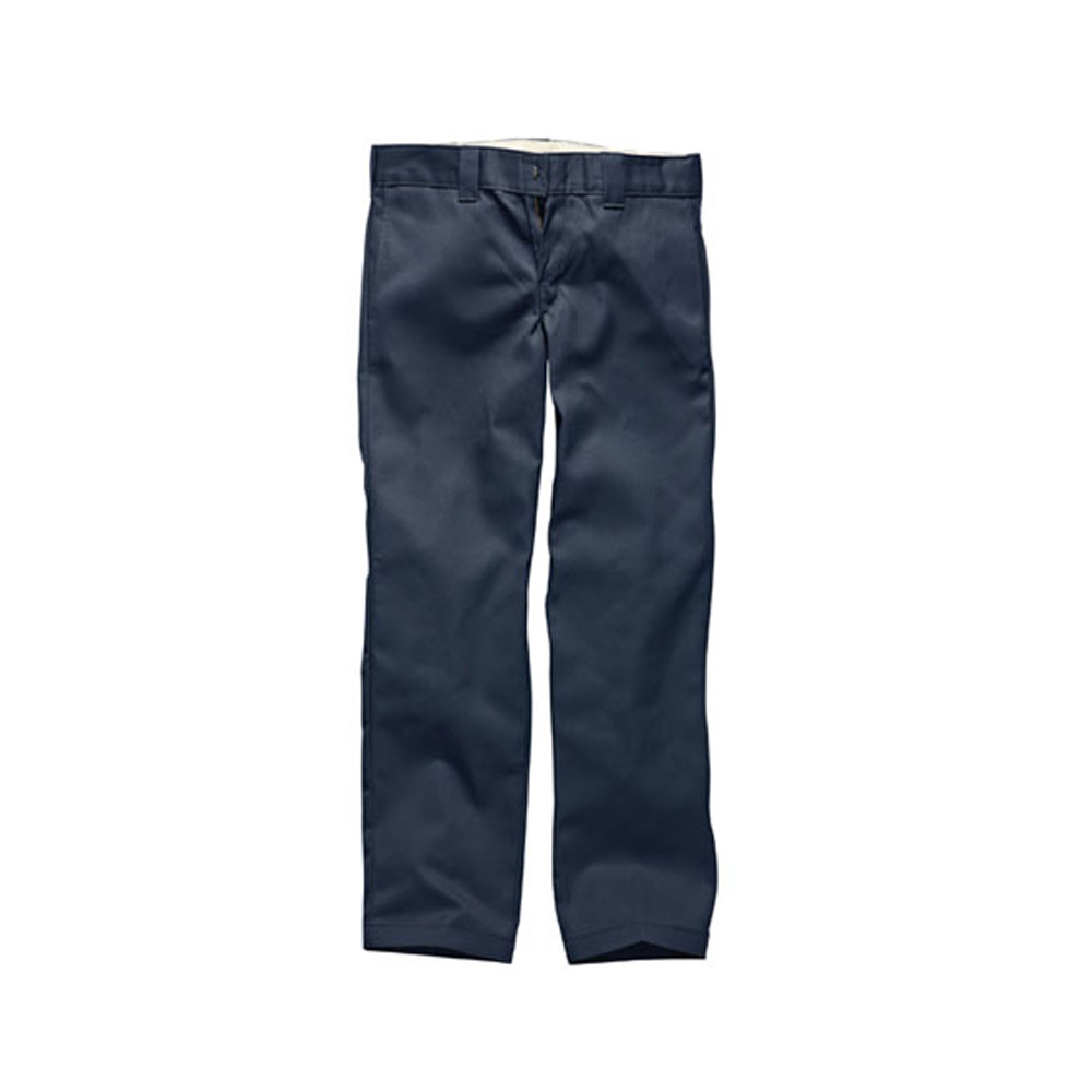 Dickies-Stght-Work-Pant-Navy-Blue