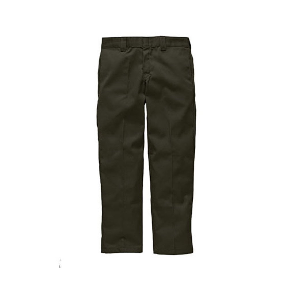 Dickies-Stght-Work-Pant-Olive-Green