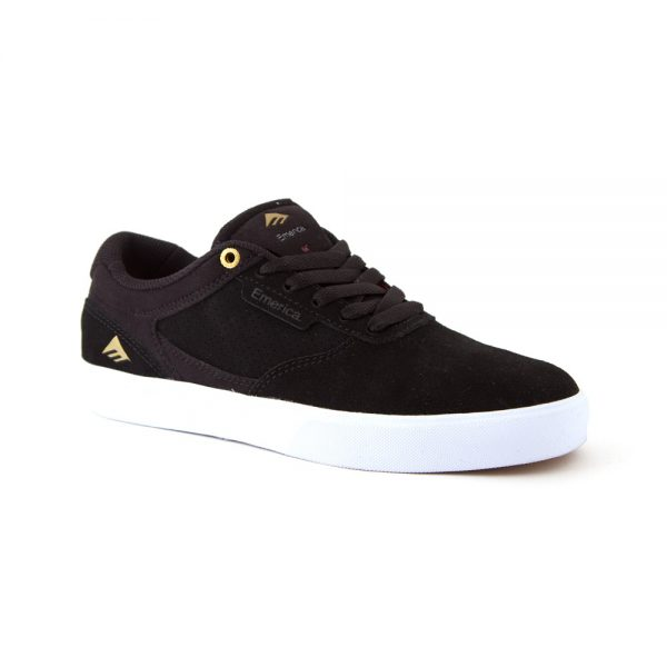 Emerica Empire Black White