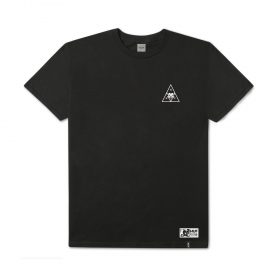 Huf X FELIX TRIPLE TRIANGLE SS TEE BLACK