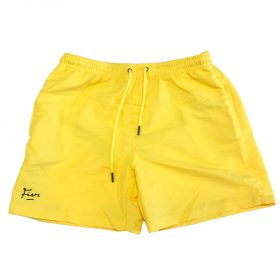 Fier-Swim-Short-Yellow