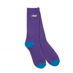 Rip N Dip Castanza Socks Lavender Blue