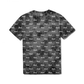 Huf-Domestic-Crystal-Wash-SS-Tee-Black