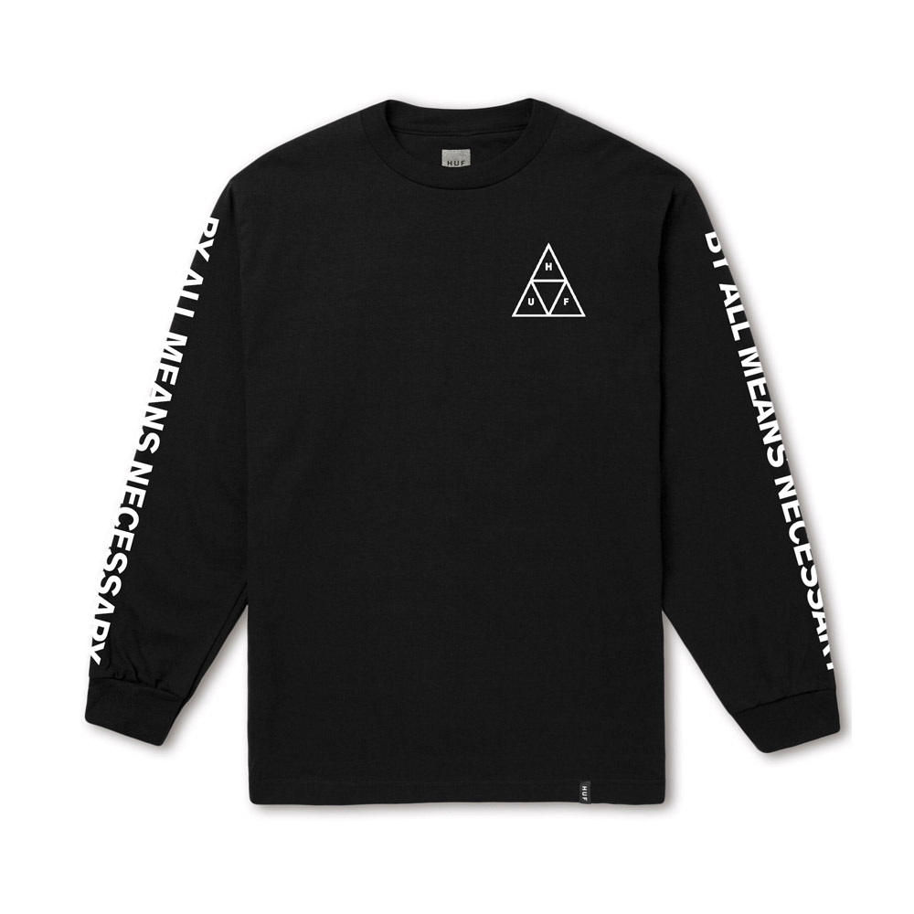 Huf-ESSENTIALS-TT-L-S-TEE_BLACK