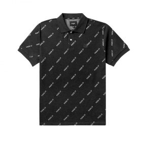 Huf-FUCK-IT-POLO_BLACK