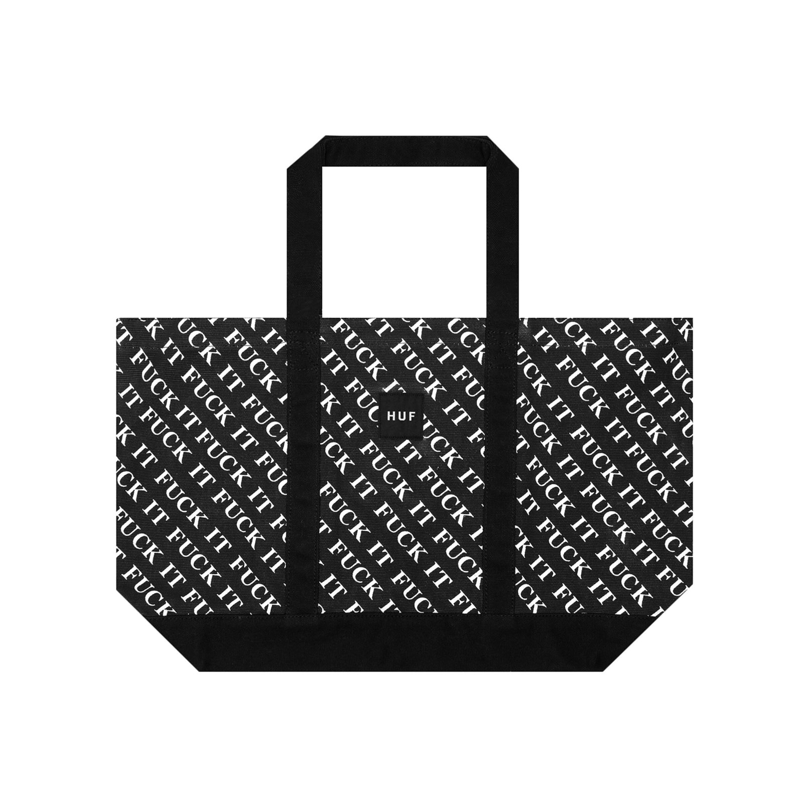 Huf FUCK-IT-TOTE_BLACK