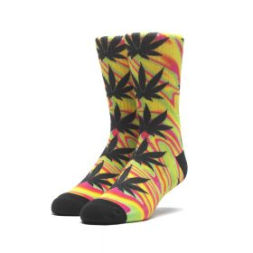 Huf-GOOD-TRIP-PLANTLIFE-SOCK_BLAZING-YELLOW
