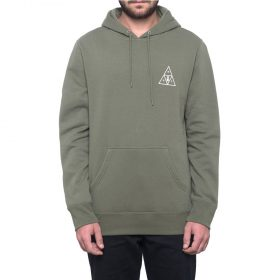 Huf-MEMORIAL-TRIANGLE-P-O-HOODIE_DEEP-OLIVE