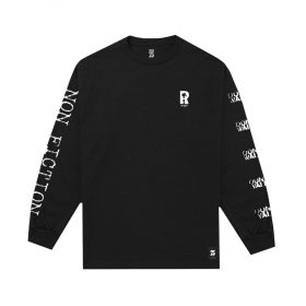 Huf-NON-FICTION-L-S-TEE_Black