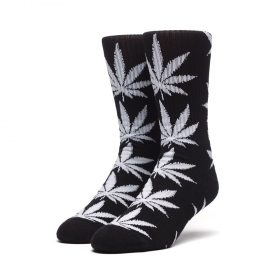Huf-Plantlife-Socks-Black-White