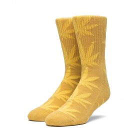 Huf-Plantlife-Socks-Honey-Mustard