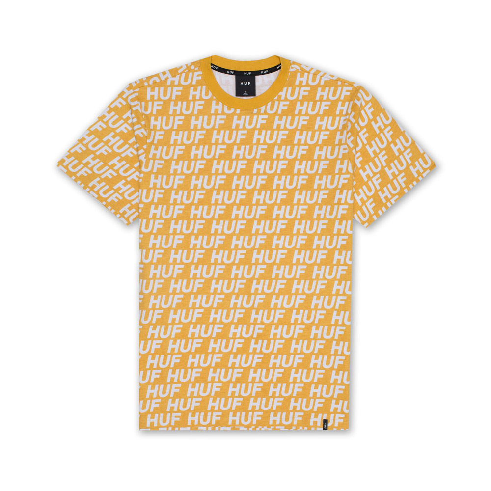 Huf-TRANSIT-LOGO-A-O-S-S-TEE_MINERAL-YELLOW