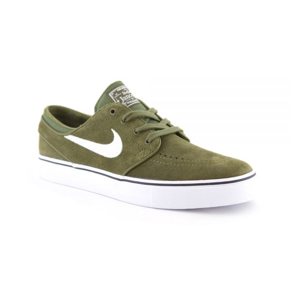 Nike SB Janoski Legion Green/ White