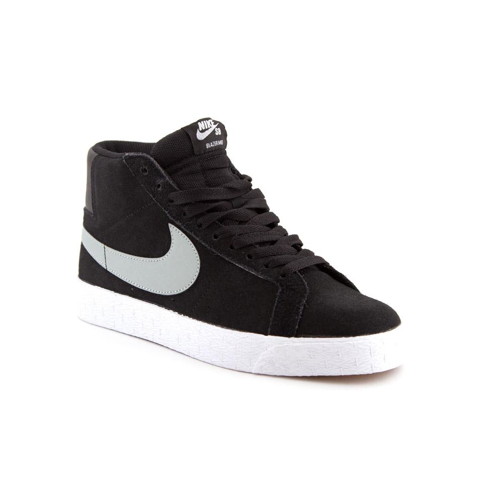 Nike SB Blazer Mid Black