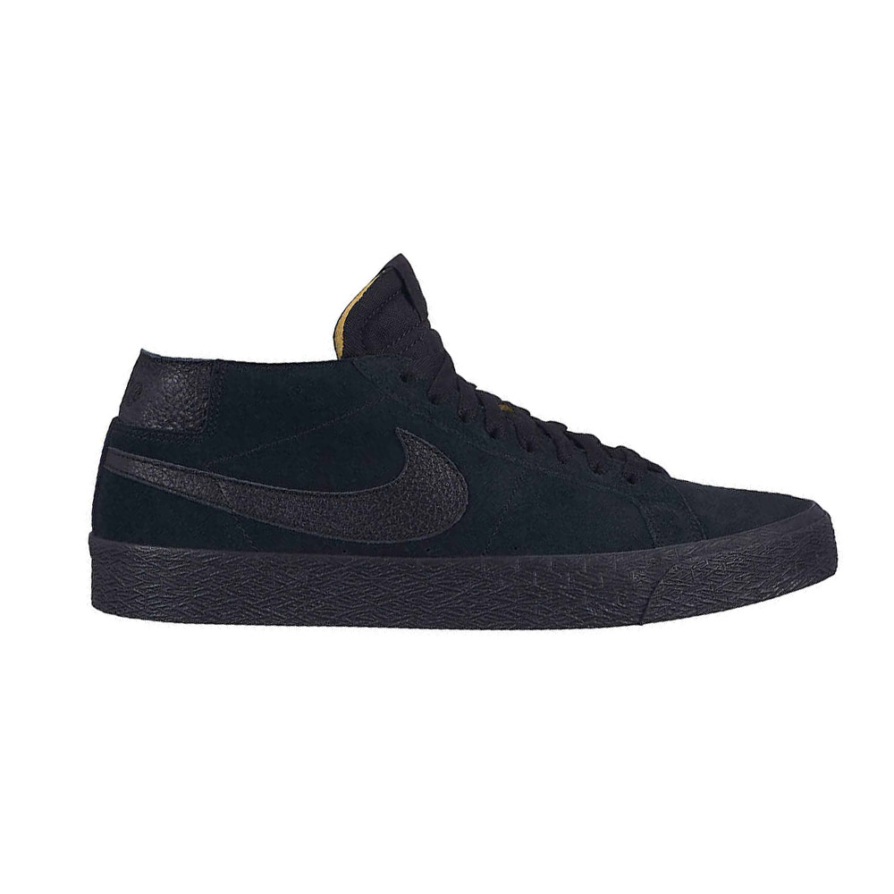 best website 8db3f b3545 Nike SB Blazer Chukka Black Black