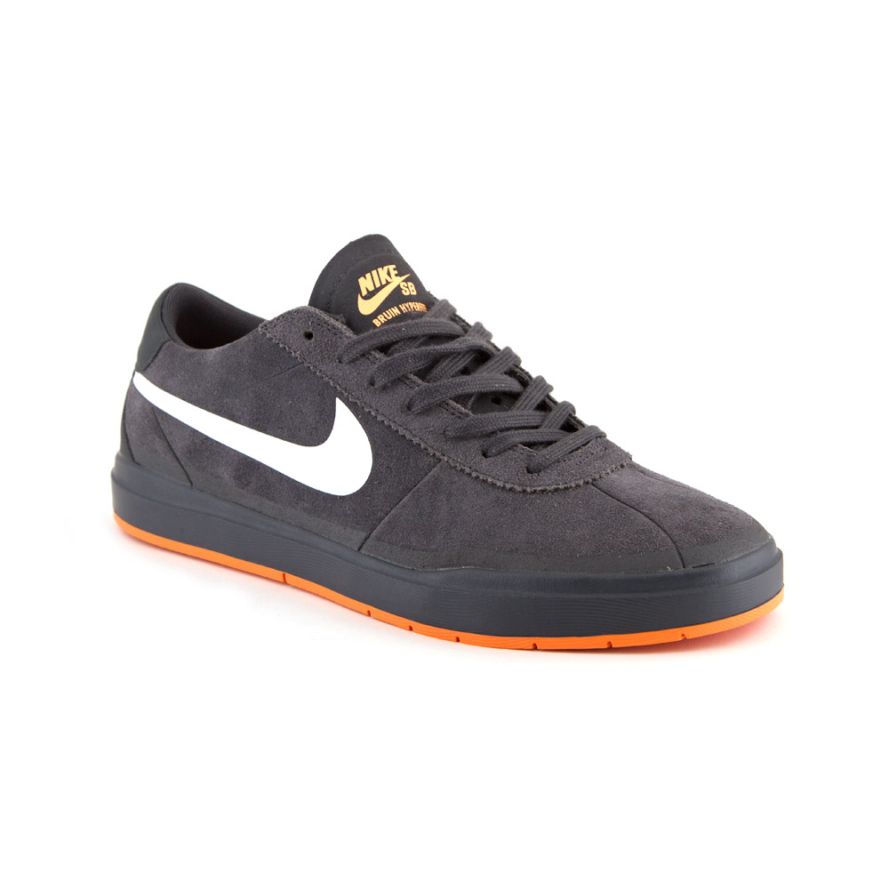 nike sb bruin hyperfeel grey orange fier skateshop dordrecht. Black Bedroom Furniture Sets. Home Design Ideas