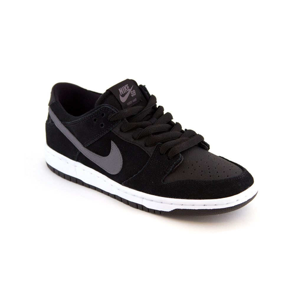newest collection e7066 3ca9a Nike SB Dunk Low Pro IW Black/LT Graphite