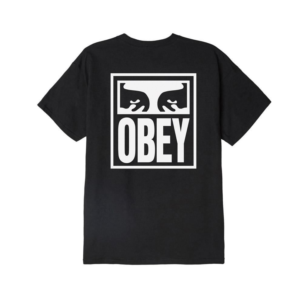 OBEY-Eyes-Icon-Tee-Black
