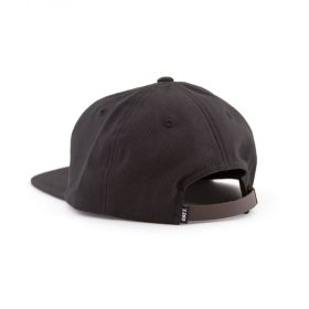 obey bunt 6 panel black