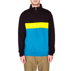 Obey-Chelsea-Mock-Neck-Zip