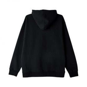 Obey-Collegiate-Hood-Black