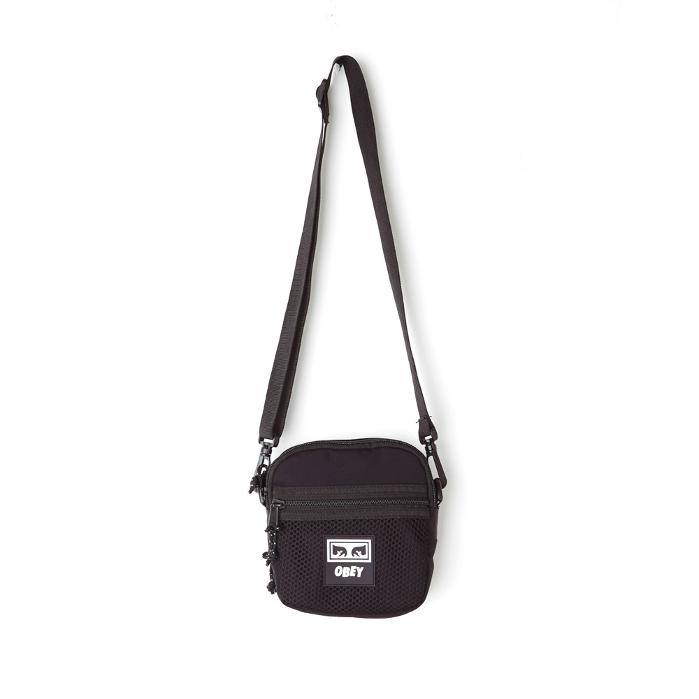 Obey--Conditions-Traveler-Bag-Black