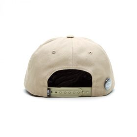 Obey-Intention-6-Panel-Snapback-Khaki