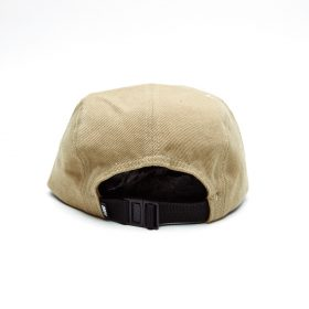 Obey-Jumble-Bar-II-5-Panel-Hat-Dark-Khaki