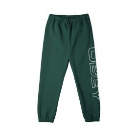 Obey-Line-Fleece-Pant-Alpine