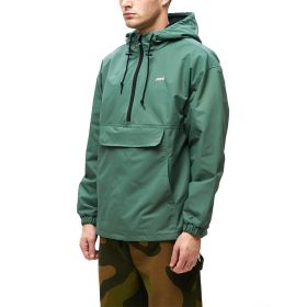 Obey-RECESS-ANORAK-Dusty-Green