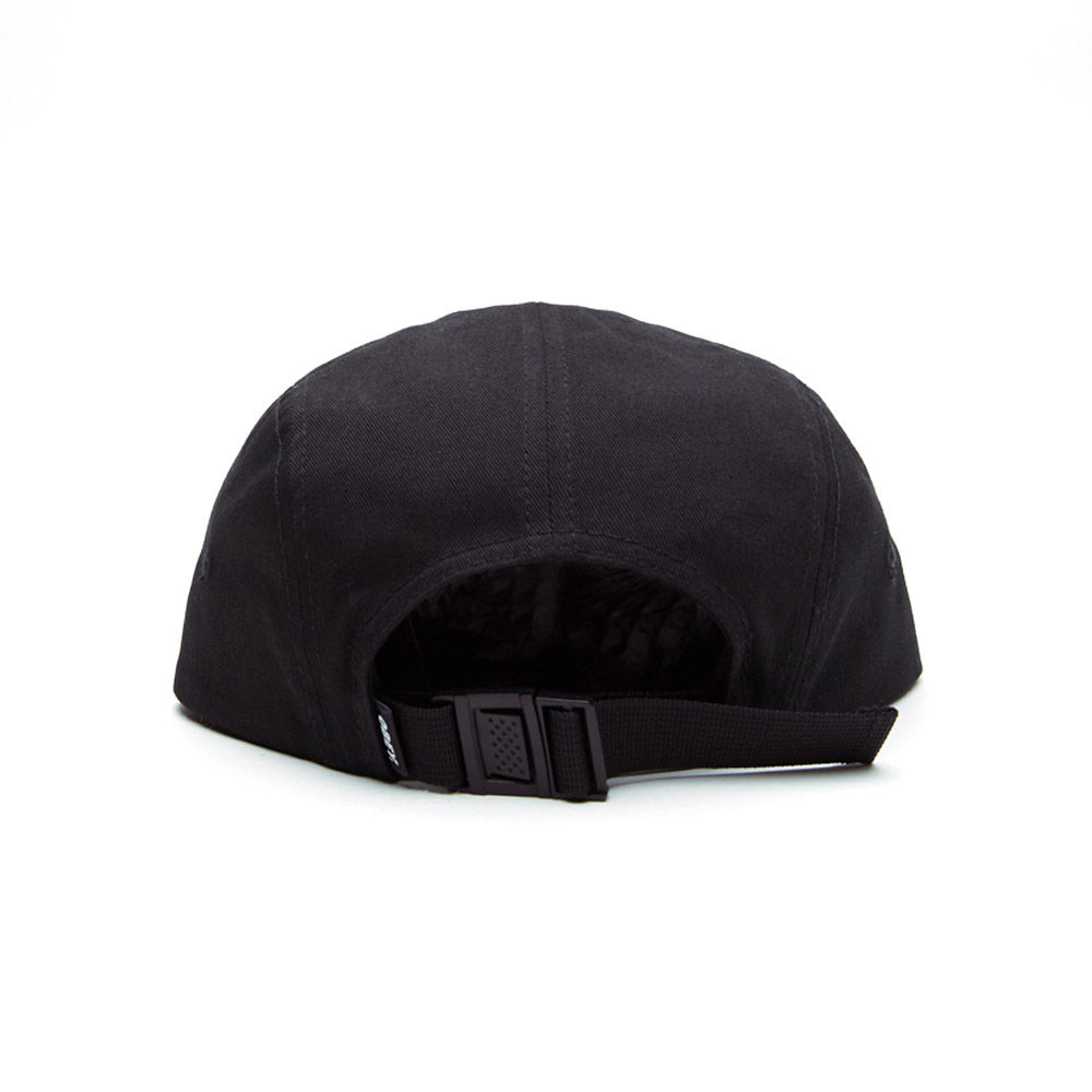 Obey-Sleeper-Camp-Cap-Black