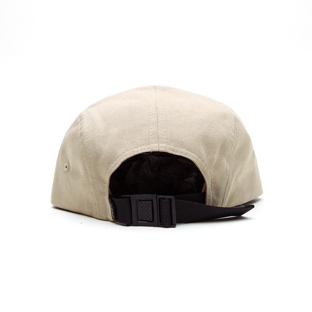 Obey-Sleeper-Camp-Cap-Khaki