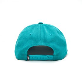 Obey-Subversion-6-Panel-Snapback-Teal