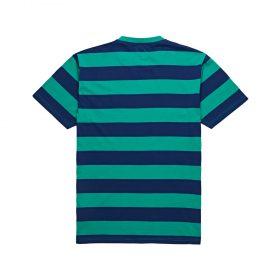 Polar-91-Stripe-Tee-Green-Navy