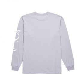 Polar-Script-Logo-Longsleeve-Tee-Dusty-Lavender