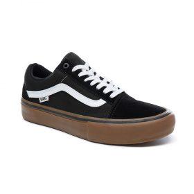 Vans-Old-Skool-Pro-Black-White-Gum