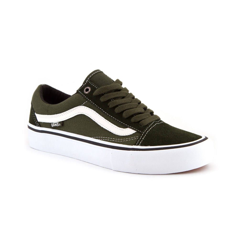 Vans Old Skool Pro Rosin White  d5f13e0e87