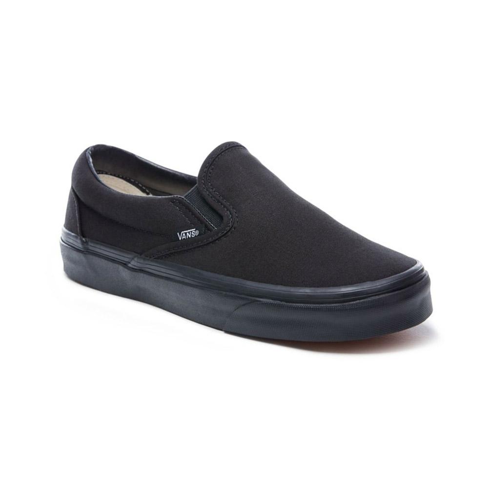 Vans-Slip-on-Black-Black