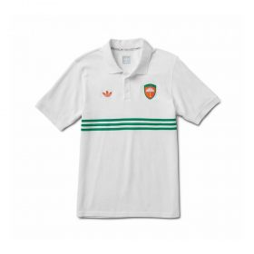 Adidas x Helas polo shirt white