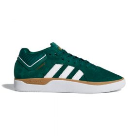 Now in stock the Adidas Tyshawn Signature shoe. The adidas Tyshawn is a STREET-INSPIRED SKATE SHOES WITH A REINFORCED BUILD. This adidas Tyshawn signature shoe is inspired by the world of basketball sneakers but rooted at skateboarding with subtle reflections of the characteristic style of Tyshawn Jones. He might be young but is one of the best riders today. This Adidas Tyshawn Signature Shoe has a green, white with gum color scheme. Productcode EE6078 If ordered now it will be at your door at high speed by fast shipping. Want to find fitting apparel? See Apparel by Adidas combine it with other brands in our webshop in the Shoes Apparel Headwear Specials Hardware Accessoires. More info can be found at the online headquarters of Adidas Skateboarding. Don't forget to check out our sale page to get lucky. Fier skateshop is based in Dordrecht and is the number one skate shop in the Drechtsteden for shoes, clothing, hardware, service and a big smile when it comes to skateboarding. Also follow us on social media Instagram,Facebook to make sure you're up to date with new products and specials.