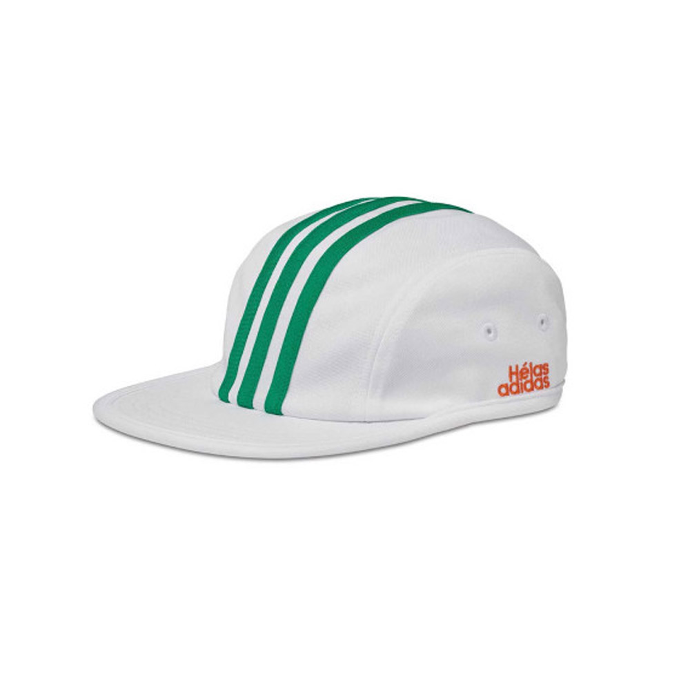 huge discount 829f0 6f03a Adidas X Helas 4 panel cap white
