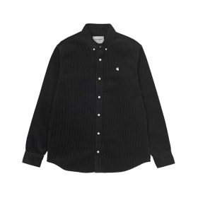 carhartt-long-sleeve-madison-cord-shirt-black