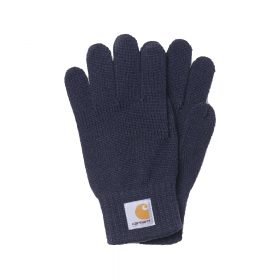 carhartt watch-gloves-dark-navy
