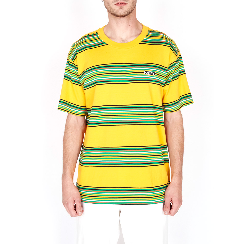 obey-Route-Classic-Tee-SS-Energy-Yellow-Multi